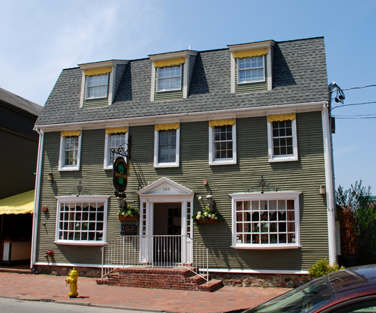 Bouchard Inn & Restaurant in Newport, Rhode Island