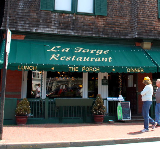 La Forge Casino Restaurant In Newport Ri Photo Hours