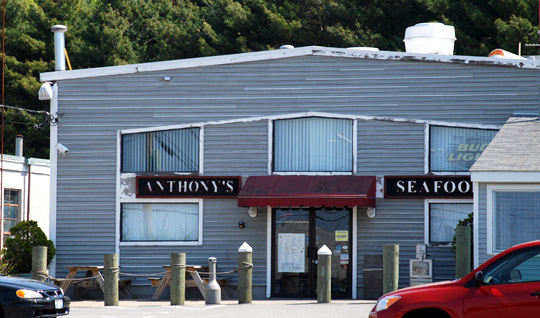 Anthony's Seafood in Middletown, Rhode Island