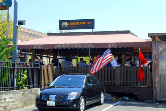 Smoke House Cafe In Newport Ri Photo Map Location And