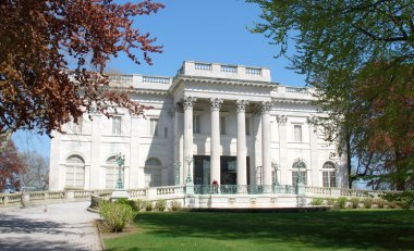 The Marble House-The Marble House in Newport, Rhode Island (medium sized photo)